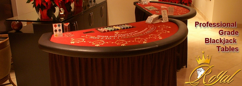 Professional Casino Party Rentals